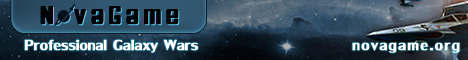 NovaGame - Professional Galactic Wars